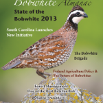 Bobwhite Almanac, State of the Bobwhite 2013