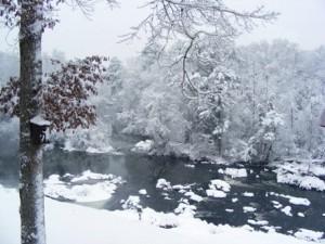 Winter in SW Virginia Photo By Mike Jones