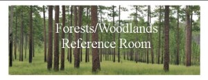 Forests/Woodlands Reference Room