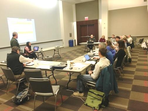 NBTC Steering Committee meeting in Kansas City