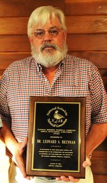 Dr. Leonard Brennan