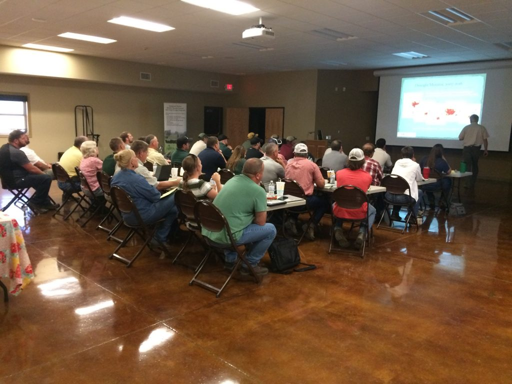 Native Grass Gazette Nbci Blog Interest Piece The Pros And Cons Of Wind Power On Rangelands Workshops Begin With An Indoor Presentation Before Proceeding Outdoors